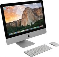 """Apple iMac 21.5-inch MK142RU/A 21.5"""" 1920x1080, Core i5 1.6GHz - 2.7GHz, 8Gb, 1Tb 5400rpm, Intel HD 6000, OS X El Capitan, RU"""