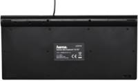 Клавиатура Hama SL720 Slimline Mini (R1050449)