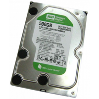 "Жесткий диск 3.5"" HDD 500GB  Western Digital WD5000AADS Caviar® Green™, IntelliPower, 32MB, SATAII"