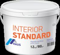 Краска водоэмульсионная интерьерная Haus Standard 4 кг