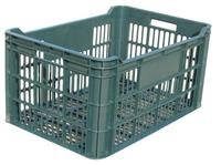 купить Ящики из пластика А114, 600х400х300 мм, зелёный в Кишинёве