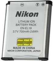 Аккумулятор для фото-видео Nikon EN-EL19