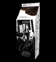 Vopsea p/u par, ESTEL Celebrity, 125 ml., 7/7 - Alună