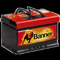 BANNER POWER BULL 62 Ah