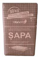 Мелкозернистый бетон для изготовления стяжек полов SAPA 30 кг