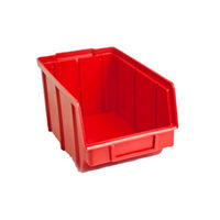 купить Ящик 240x150x130 2л, красный в Кишинёве