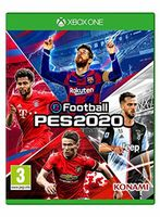 Gamedisc eFootball PES 2020 for Xbox