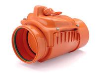 купить Обратный клапан нерж. ПВХ ф. 160 в Кишинёве