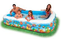 Intex Детский надувной бассейн 305 x183 x 56 см