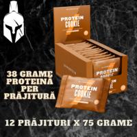 Протеиновое печенье - «Шоколад и апельсин» - Коробка - 12 шт.