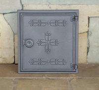 Ușa din fonta DPK13