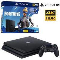 SONY PlayStation 4 PRO (PS4 Pro) 1TB + Fortnite 