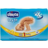 Chicco подгузники New Born1, 2-5кг. 27шт
