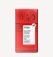 Темный шоколад с марципаном и ликьором амаретто bio Vivani  100г