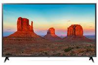 TV LED LG 49UK6300, Black