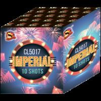 Батарея салютов Dinamit Imperial CL5017