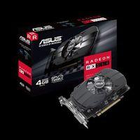 ASUS PH-RX550-4G-M7 AMD Radeon RX 550,GDDR5 4GB 128Bit
