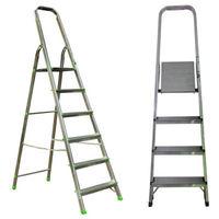 Лестница из алюминия  3+1 ступеней 2,86м