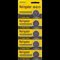 Батарейки серии NBT-CR (Литиевые) CR-2016