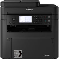 Canon i-Sensys MF269dw, Printer/Scanner/Copier, A4, Print Resolution: 600 x 600 dpi, Recommended 2500 pages/month, 256MB, Interface: USB 2.0 Hi-Speed