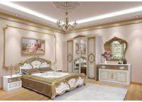 Cпальня Кармен новая Пино золото