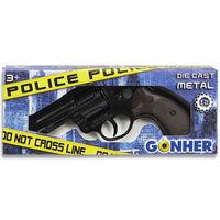Револьвер полицейский (12 зарядный), код 44073