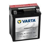 Аккумулятор VARTA 12V  100AH YTX7L-BS AGM
