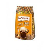 Кофе Mokate 3 в 1 Brown Sugar 24*17гр с тростниковым сахаром