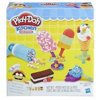 Hasbro Play-Doh Frozen Treats (E0042)