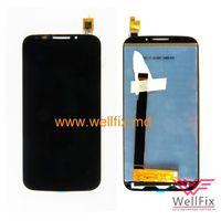 Дисплей с тачскрином Alcatel Pop S7 7045 черный