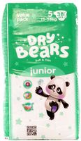 Dry Bears Soft&Thin 5 Junior (15-25 кг) 38 шт.