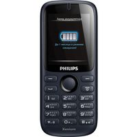 Philips Xenium X1510 (Dark Blue)