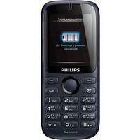 Philips X1510 Xenium 2 SIM (DUAL) Dark Blue