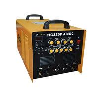 Сварочный аппарат TIG-220P 10-220 А/10-170 А 230 В Juba