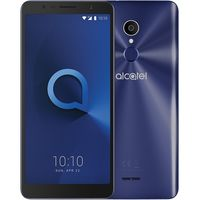 ALCATEL 5026D, черный-синий