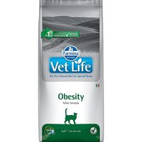 Vet Life Diet Cat Obesity 2kg