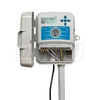 купить Блок управления поливом 22V, 14 зон (наружный) X2-1401-E с поддержкой функции Wi-Fi Hunter в Кишинёве