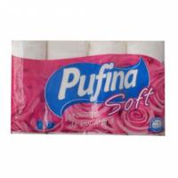 Pufina бумажные полотенца,4 рулона ,2слоя