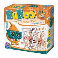Настольная игра Buboo - Descopera corpul uman, код 41194