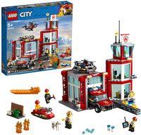 "LEGO City  ""Stația de pompieri"", art. 60215"