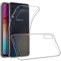 Чехол ТПУ Samsung Galaxy A10s (A107), Transparent