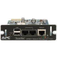 APC AP9631, UPS Network Management Card 2 with Environmental Monitoring