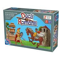 D-Toys Настольная игра Даки и румыны