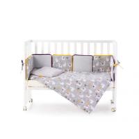 Veres Комплект для кроватки Лама, 6 штк