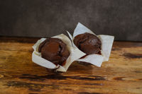 Mafine cu ciocolată