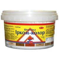 Ирком Шпатлевка Ирком-Колор ИР-23 Красный дуб 0.35кг