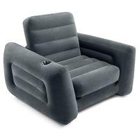 Кресло VELUR 117x224x66cm раскладной