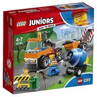 Lego Juniors Грузовик дорожной службы