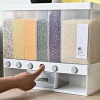Настенный диспенсер  для зерна для кухни