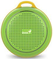 Колонка портативная Bluetooth Genius SP-906BT PLUS, R2, Green